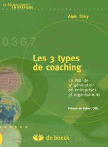 Alain Thiry - Les 3 types de coaching